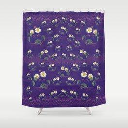 Sweet Gargoyles in bat caves ornate Shower Curtain