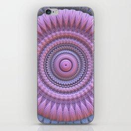 The Beauty of the Mandala iPhone Skin