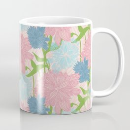 Pale Garden Coffee Mug