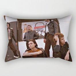 The Neighbourhood Changing Music Poster Rectangular Pillow