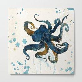 Underwater Dream III Metal Print