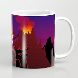 Zombie Ghost Warrior Coffee Mug