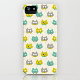 Litte Cats iPhone Case
