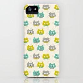 Litte Cats iPhone Case