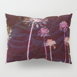 day glo: cosmic florals Pillow Sham