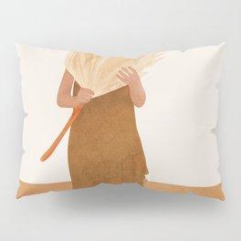 Dried Leaf Pillow Sham