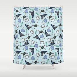 FitzSimmons Pattern Shower Curtain