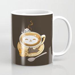 Latte Cat Coffee Mug