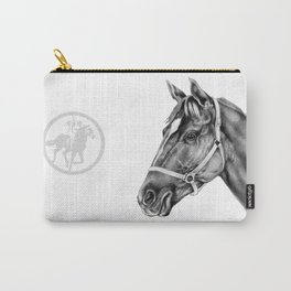 Affirmed (US) Thoroughbred Stallion Carry-All Pouch