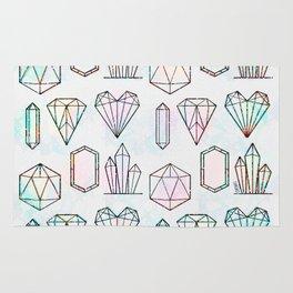 Crystal and Gemstones Vol 1 Rug