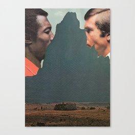 Improbable Canvas Print