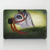 carousel iPad Cases featuring Carousel by Texnotropio