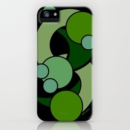 Green GobLins iPhone Case