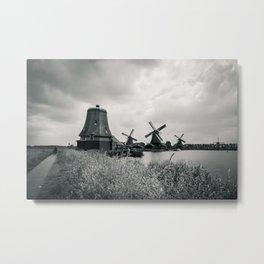 Mills... Metal Print