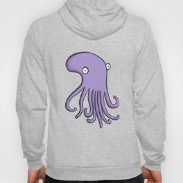 Purple Octopus Hoody