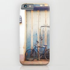 Bird and Bicycle. Slim Case iPhone 6s
