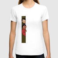 caleb troy T-shirts featuring Troy & Abed: Dreamatorium by yuzu fruit
