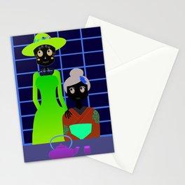 Catrina & Geisha Stationery Cards