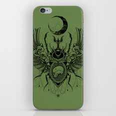 Sacred Scarab iPhone & iPod Skin