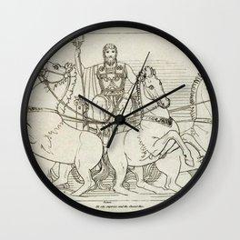 Kupferstich (1795) Wall Clock