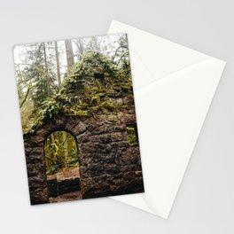 forest dweller Stationery Cards