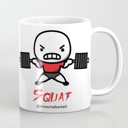 SQUAT Coffee Mug