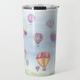 Hot Air Ballon Festival Travel Mug