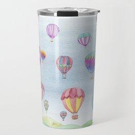 Hot Air Ballon Festival Travel Mug