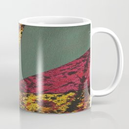 Corner Splatter # 14 Coffee Mug
