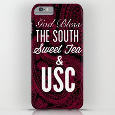God Bless Y'all iPhone 6 Plus Slim Case
