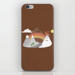 Volcano Fact iPhone Skin