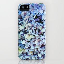 Hydrangea Flower iPhone Case