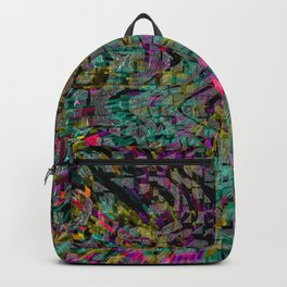 Recycled Pixels Backpack