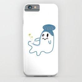 Little Ghost Wax iPhone Case