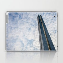Civilian War Memorial - Singapore Laptop & iPad Skin