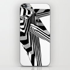 'Untitled #01' iPhone & iPod Skin