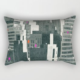 Discos in New York Rectangular Pillow
