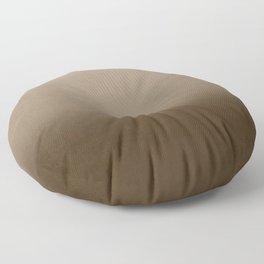 Brown Ombre Floor Pillow