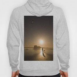 Sunset by the sea Hoody