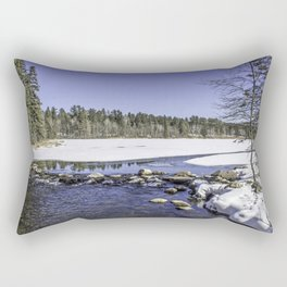 Pure Mississippi Rectangular Pillow