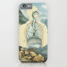 At capacity Slim Case iPhone 6s