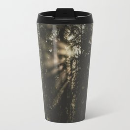 Sunset in the Woods - Nature Photography Travel Mug
