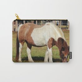 American Paint Horse Carry-All Pouch