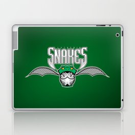 Snakes Slytherin Laptop & iPad Skin