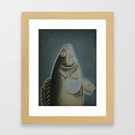 Piscibus 5 Framed Art Print