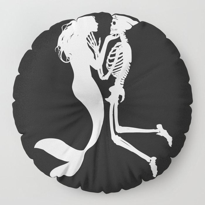 Lethal Love Floor Pillow