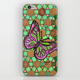 Butterfly #1 iPhone Skin