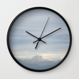Soothing view Wall Clock