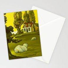 The Homestead Stationery Cards