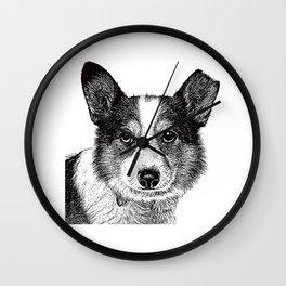 Misfit Waiting for Adoption. Wall Clock